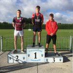 Josh Howe Boys U20 Long Jump 1st Place