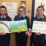 Seachtain na Gaeilge-Poster competition winners