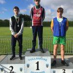 U15 Boys High Jump Coda Clarke 2nd Place