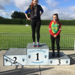 16 Javelin Girls Leanne Mahon 1st Place