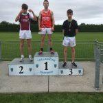 U17 400m Sean Finneran 3rd Place