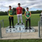 U20 Javelin Mark Kennedy 3rd place