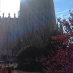 Our Second Years visited the amazing Sagrada Familia on their first day in Barcelona.