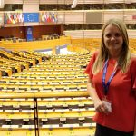 Banagher College is 1of 1100 schools across Europe taking part in the programme so far. Ms Corley is 1of only four Irish teachers attending.