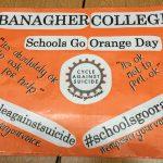 #SchoolsGoOrange @CAS
