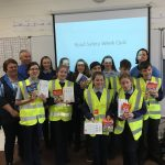 Winners of Road Safety Quiz
